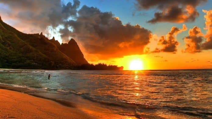 Sunset Beach Is One Of The Best In Oahu Hawaii Highlight That It A Wonderful Surfing Mecca Which Not To Be Missed When