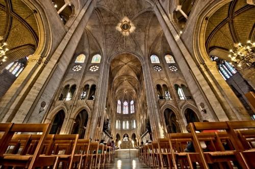 Notre Dame de Paris Interior (1)