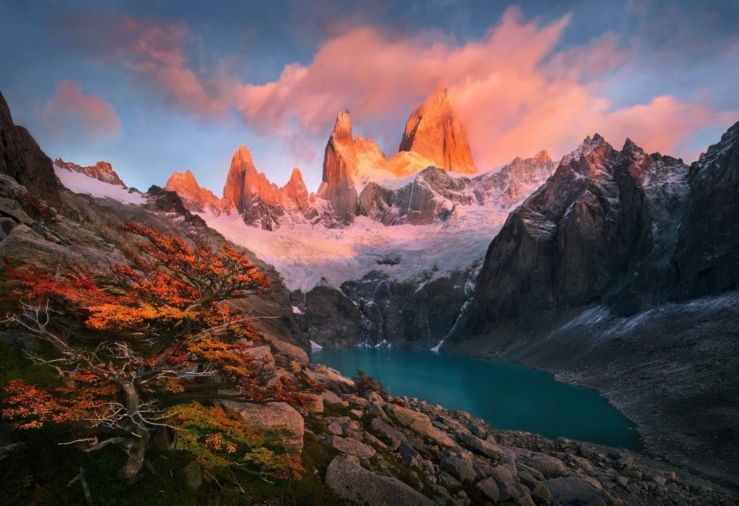 End Of The World Tour Patagonia