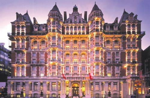 London hotels 7