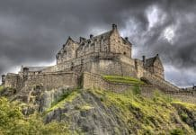 Edinburgh castle (3)